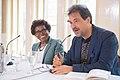 Lusophone Voices A Reading & Conversation with José Eduardo Agualusa. (26449925742).jpg