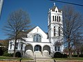 Lutheran Church in Downtown NewBerry SC - panoramio.jpg