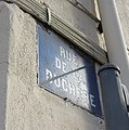 Lyon 9e - Rue Laure Diebold - Ancienne plaque (fév 2019).jpg