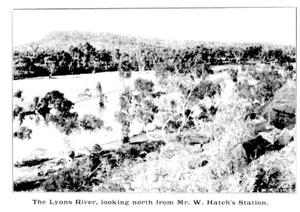 Lyons River - Image: Lyons River