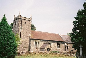 Lytchett Matravers - St Mary the Virgin parish church