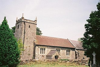 Lytchett Matravers - St Mary the Virgin parish church