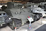 M4A2(76)W HVSS Sherman – Kubinka Tank Museum (24101497428).jpg