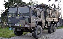 MAN gl (6×6) truck - August 2011 - 02