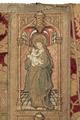 MCC-21689 Rode dalmatiek met annunciatie, visitatie en aanbidding der herders, Cyriacus, Petrus e.a. (11).tif