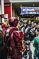 MCM London 2014 - Iron Man & War Machine (14269642084).jpg