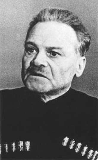 Andrei Shkuro - Photo of Shkuro taken by the MGB after his arrest in 1947.