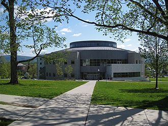 Middlebury College - The Davis Family Library, opened in 2004