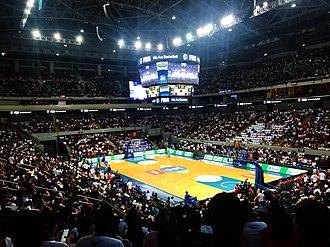 2023 FIBA Basketball World Cup - Image: MOA Arena 2018