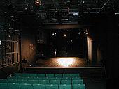 Зал учебного театра Школы-студии МХАТ, 2006.