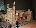 Maastricht, Schatkamer OLV-basiliek, maquette 2.jpg