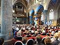 Maastricht-39e Diesviering in de St. Janskerk (Universiteit Maastricht) (21).JPG