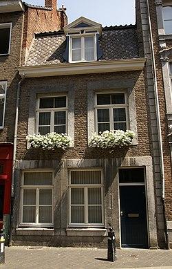Maastricht - rijksmonument 26938 - Capucijnenstraat 55 20100710.jpg