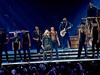 Madonna and Dancers on MDNA Tour.jpg