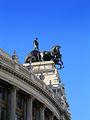 Madrid. Alcalá street. BBVA bank building. Spain (2745717511).jpg