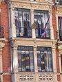 Madrid - Calle Velázquez, Embajada de Serbia (portal nº 3) 2.jpg