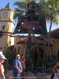 Pirates Of The Caribbean Wikip 233 Dia