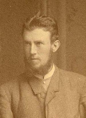 Magnus Steendorff - Magnus Steendorff circa 1885