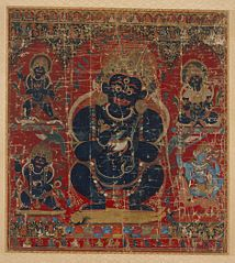 Mahakala Panjarnata (Lord of the Pavilion)