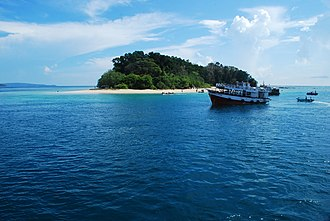 Mahatma Gandhi Marine National Park - Image: Mahatma Gandhi Marine National Park