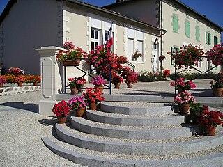 Pressignac Commune in Nouvelle-Aquitaine, France