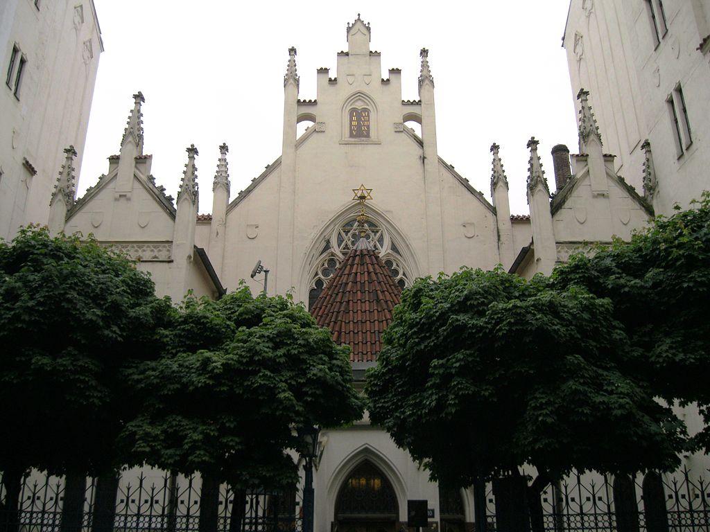Maiselova synagoga, Praha 1