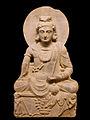 Maitreya (Musée nat. dart oriental, Rome) (5874041219).jpg