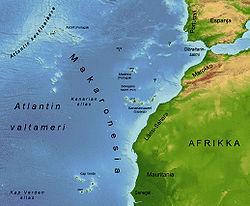 Makaronesia Wikipedia