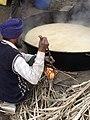 Making of brown sugar in Punjab 12.jpg