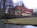 Malgarten Hase Kloster.JPG