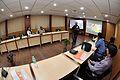 Manash Bagchi - Presentation - Technology for Museums - VMPME Workshop - NCSM - Kolkata 2015-09-08 3106.JPG