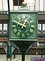 MandS Centenary Clock, Kirkgate Market, Leeds - geograph.org.uk - 190761.jpg