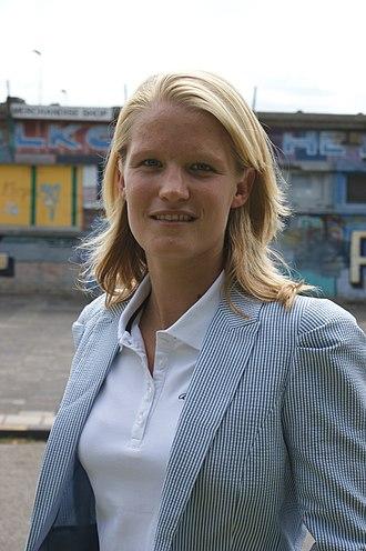 Mandy van den Berg - Image: Mandy van den berg 1314038940