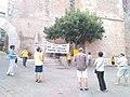 Manifestació per la llibertat dels presos polítics a Mont-roig del Camp 26-6-2020 02.jpg
