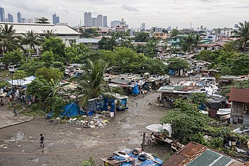 Slums In Metro Manila Wikipedia