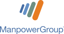 ManpowerGroup Logo from 2011 to Present