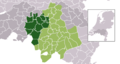 Map - NL - Municipality Meierij Oisterwijk Historical.png