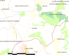 Map commune FR insee code 14368.png