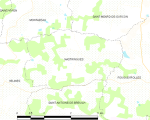 Map commune FR insee code 24306.png