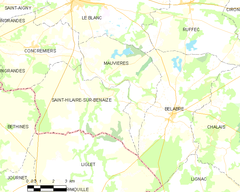Map commune FR insee code 36114.png