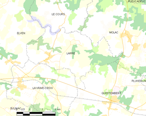 Map commune FR insee code 56108.png