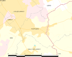 Map commune FR insee code 59598.png