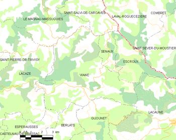 Castres departement