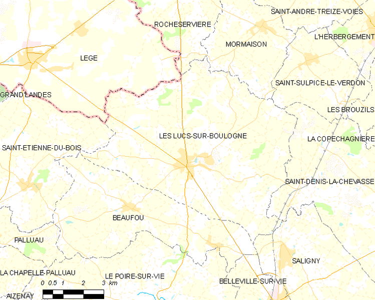 File:Map commune FR insee code 85129.png