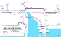 Map of Intercity Passenger Rail System in Pearl River Delta Area, China.png