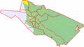 Map of Oulu highlighting Herukka.png
