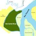 Map of Santa Rosa island.png