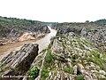 Marble Rocks at Bhedaghat - panoramio.jpg