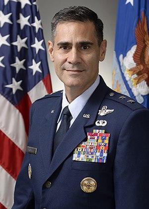 Marc H. Sasseville - Major General Marc H. Sasseville