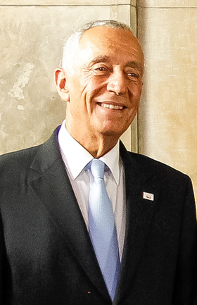 port. Marcelo Rebelo de Sousa